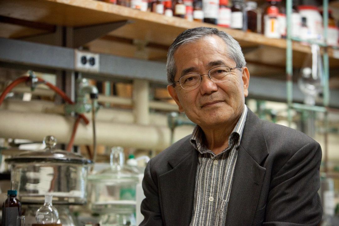 Portrait of Ei-ichi Negishi