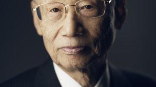 Satoshi Ōmura. Photo: A. Mahmoud.