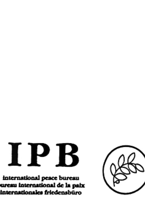 Bureau international permanent de la Paix (Permanent International Peace Bureau)