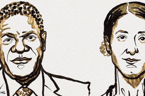 Mukwege murad Hero