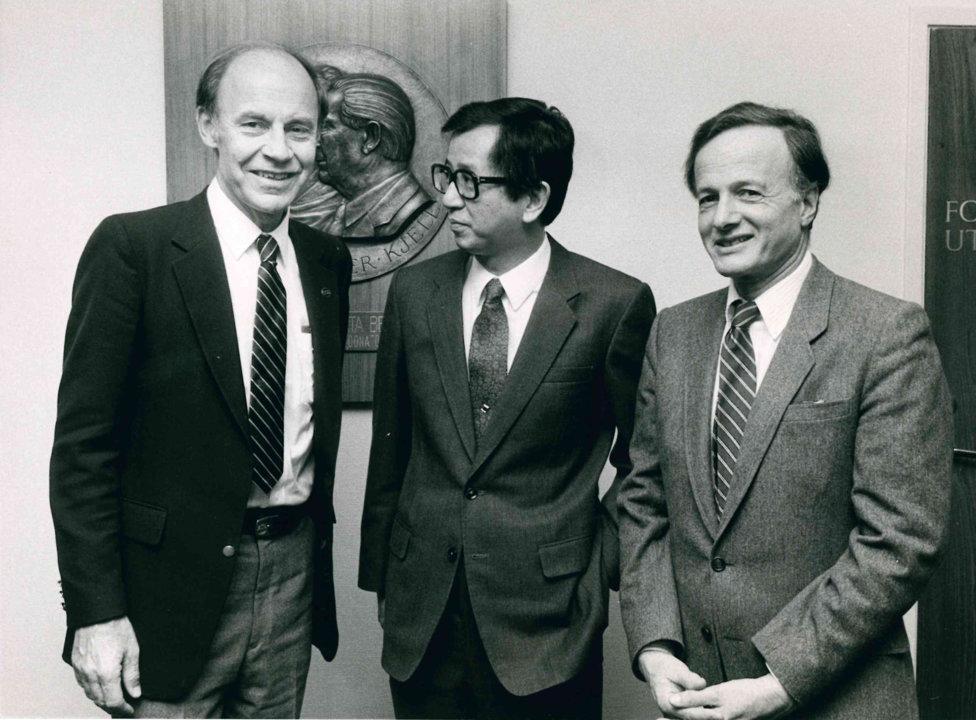Chemistry Laureates 1986