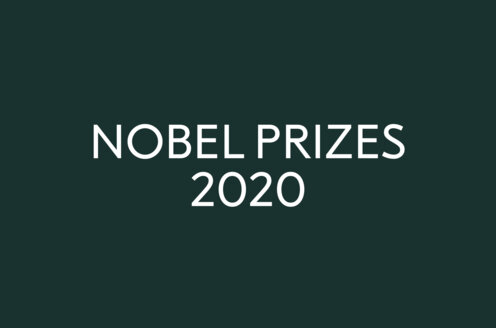 Nobel Prizes 2020 graphics