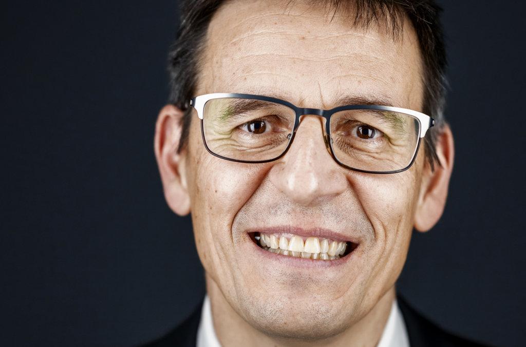 Didier Queloz official Nobel portrait