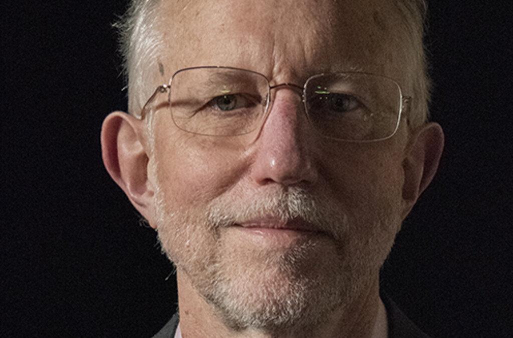 Charles M. Rice preliminary portrait