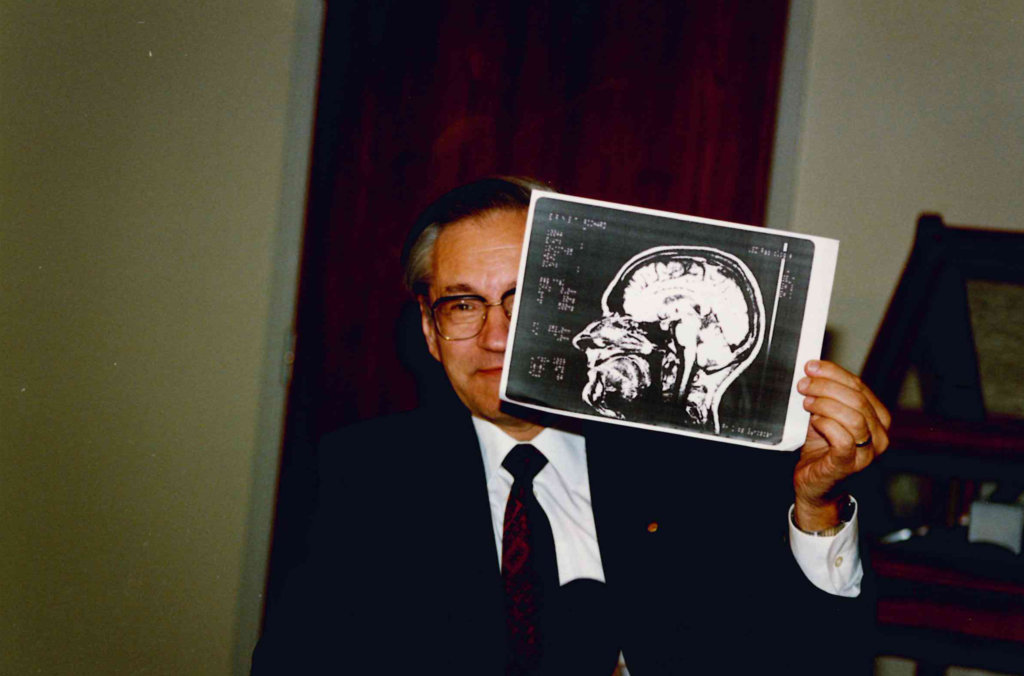 Richard Ernst 1991