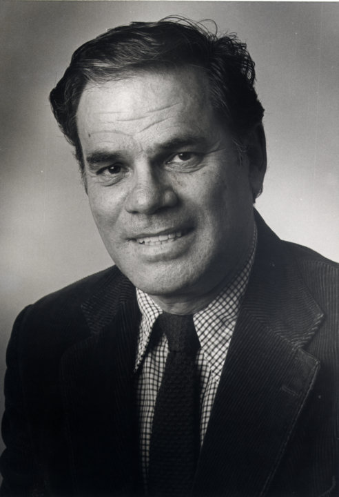 Portrait of Martin Rodbell