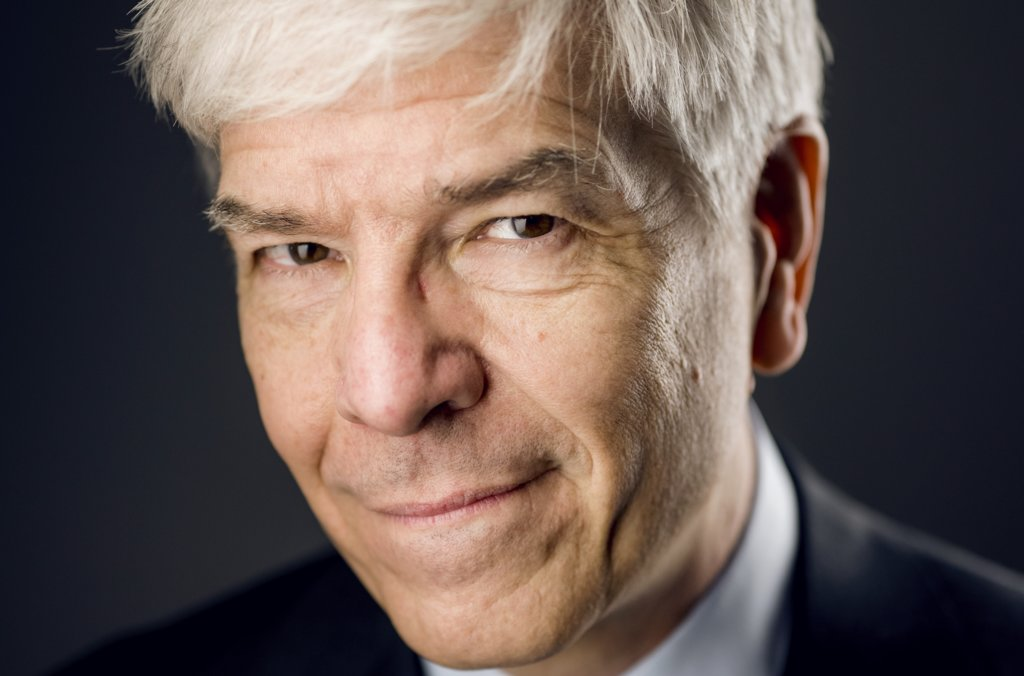 Paul M. Romer official portrait