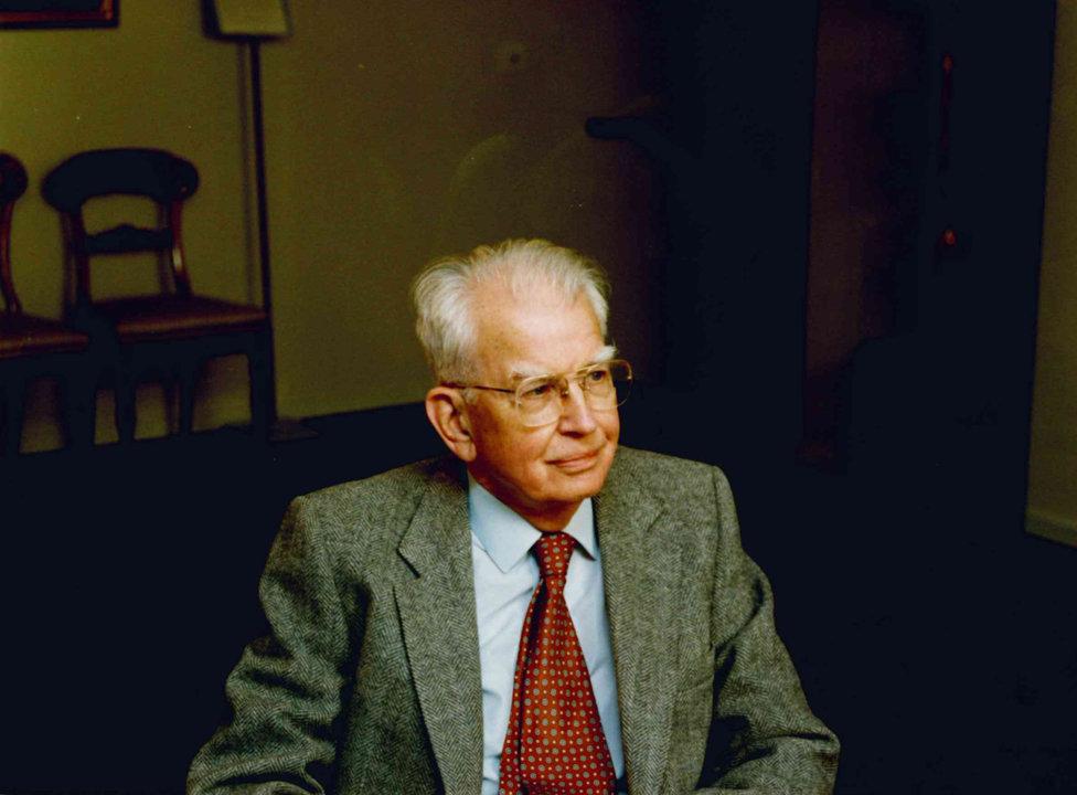 Ronald Coase 1991