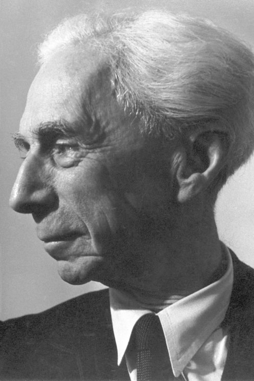 Earl (Bertrand Arthur William) Russell