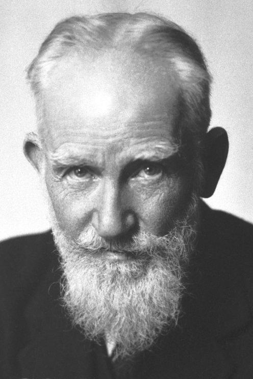 Poet George Bernard Shaw
