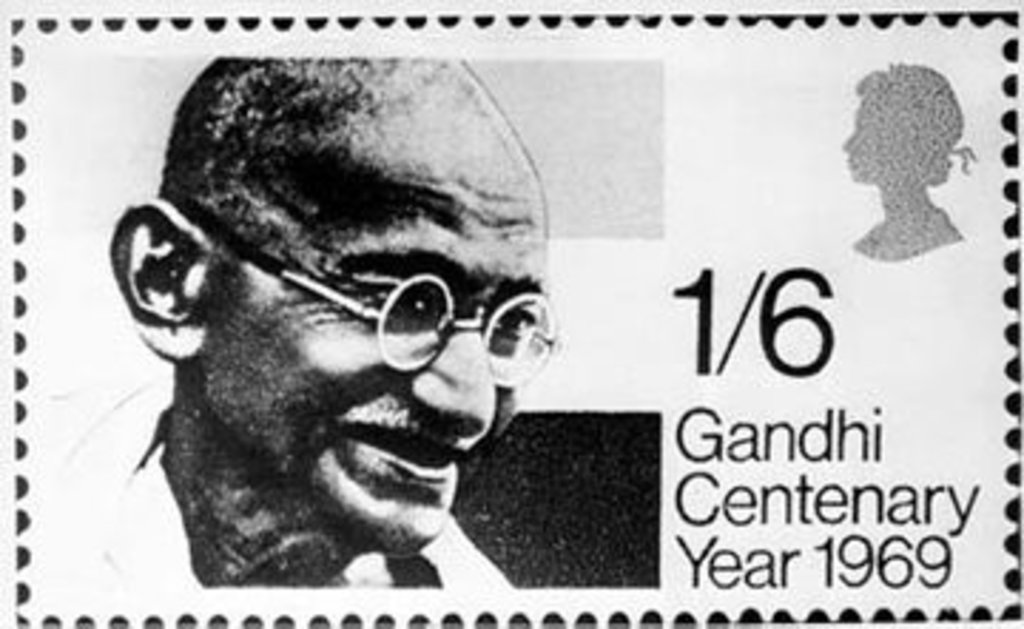 Mahatma Gandhi, the missing laureate