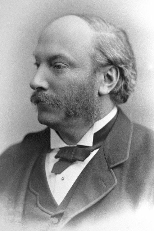 Lord Rayleigh (John William Strutt)