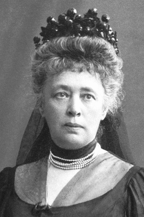 Baroness Bertha Sophie Felicita von Suttner, née Countess Kinsky von Chinic und Tettau