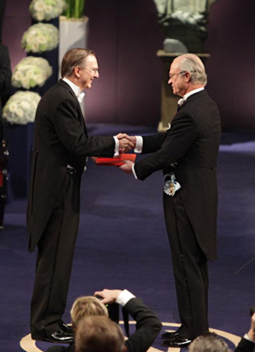 Nobel Prize Award Ceremmony