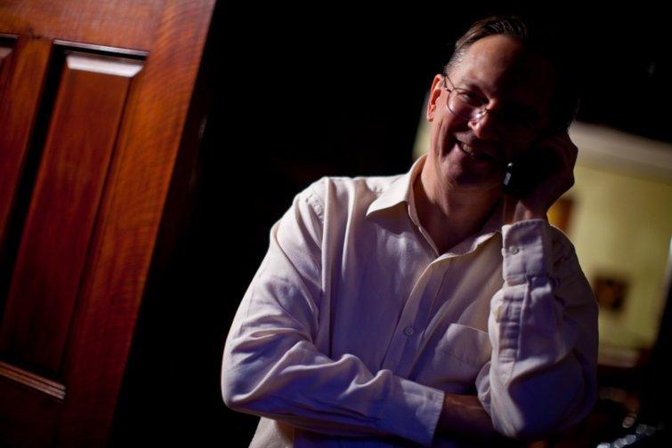 Jack W. Szostak answers congratulatory calls
