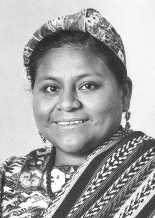 4050108f62e Rigoberta Menchú Tum - Biographical - NobelPrize.org