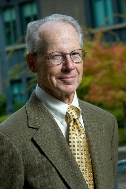 Portrait of Oliver E. Williamson