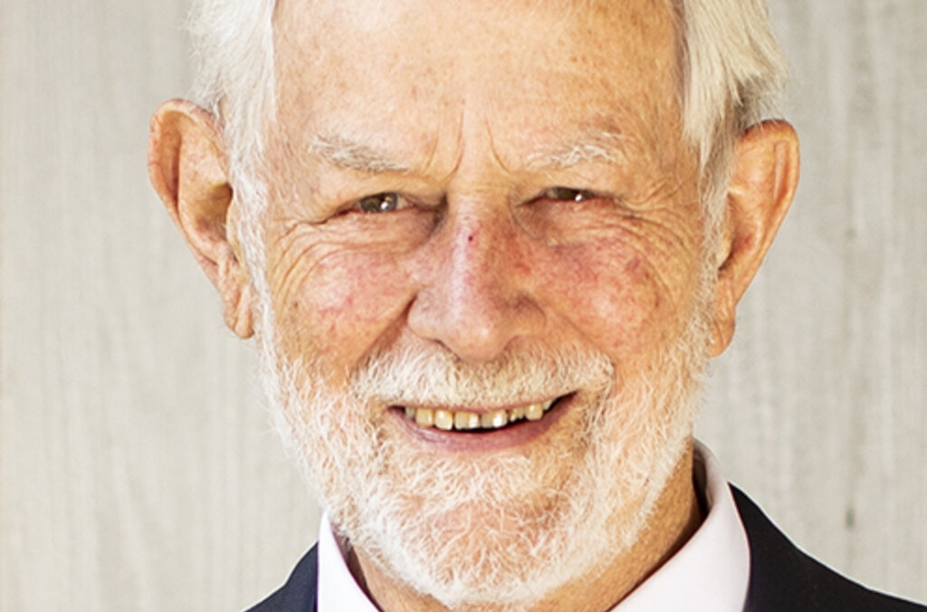 Robert B. Wilson preliminary portrait