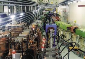 KEKB collider