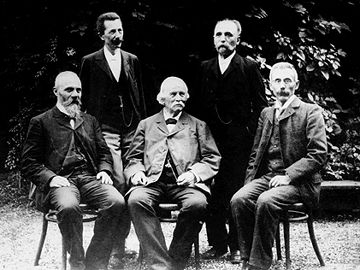 Golgi and colleagues