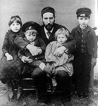 Cajal and children