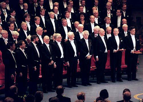 All 1997 Nobel Laureates