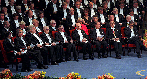 All 1998 Nobel Laureates