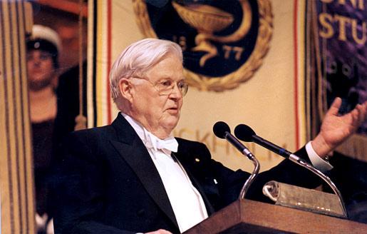 Banquet speech