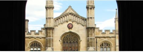 Cambridge, photo by Sue Byford
