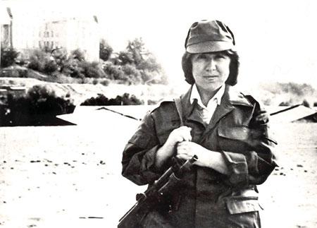 Svetlana Alexievich, Kabul, 1988