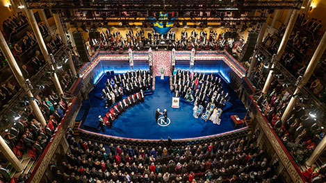 Overview from Nobel Prize Award Ceremony