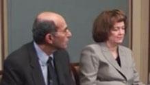 Linda Buck and Richard Axel