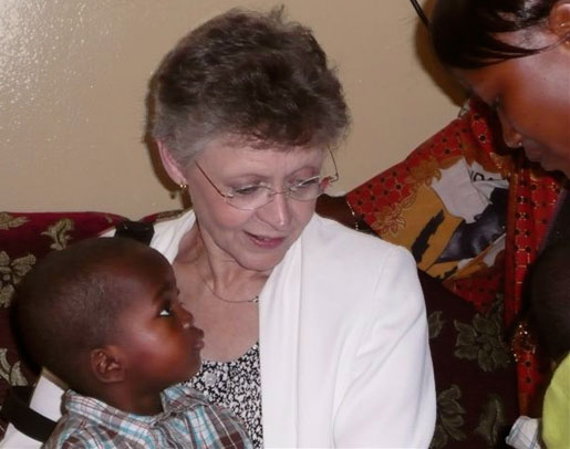 A recent visit to Yaoundé, Cameroon, 2008.