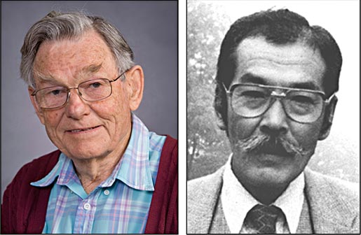 Teachers who influenced me. Left: Daniel Lindsley, photographed in the early 1990s. Right: Susumu Ohno (from a biographical memoir by Ernest Beutler, National Academy of Sciences, USA).