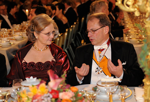 Elizabeth H. Blackburn in conversation with Mr Per Westerberg