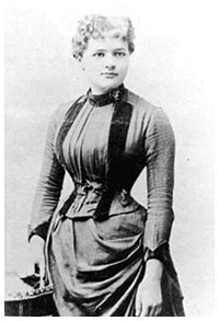 Marie Sklodowska, before she left for Paris.