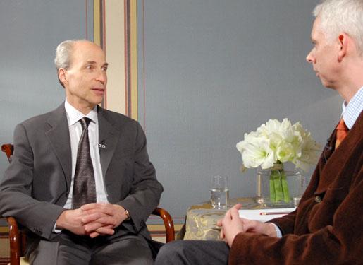 Roger D. Kornberg Interview