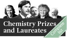 Chemistry Prizes and Laureates