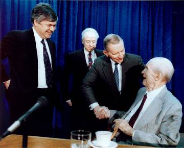 Brown, Goldstein, Jonsson and Perot