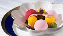 Nobel Banquet Dessert. Copyright © Nobel Media AB 2014. Photo: Helena-Paulin Strömberg.