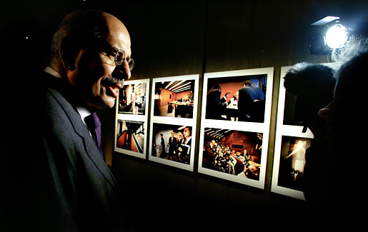 Mohammad ElBaradei