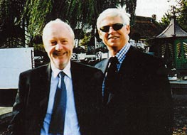 David Hendry and Rob Engle