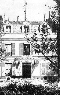 Victor Hugo's house.