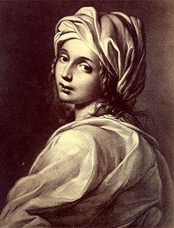 Beatrice Cenci.