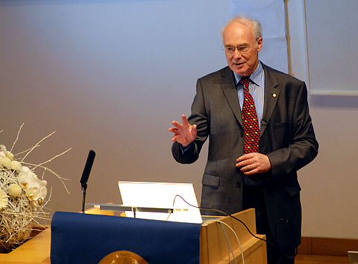 Sir Martin J. Evans