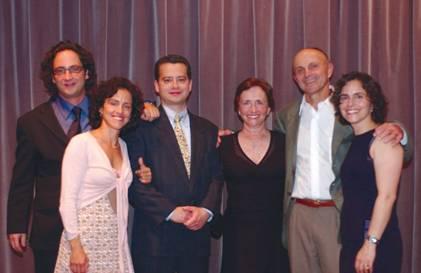 Eugene Fama's family