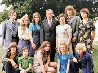 The Family in the 1970s.