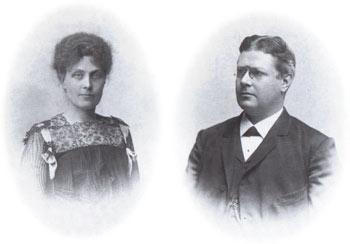 author's parents