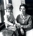 Gordimer and son