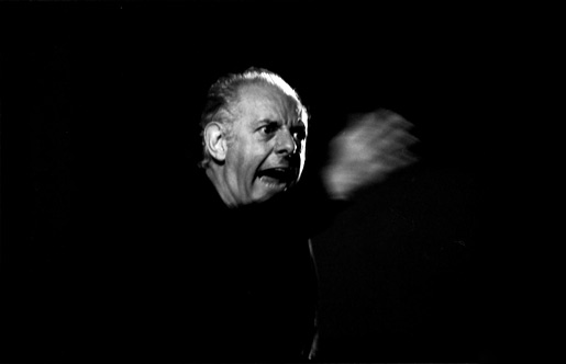 Portrait of Dario Fo